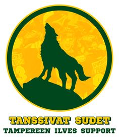 Tampereen Ilves Support Logo