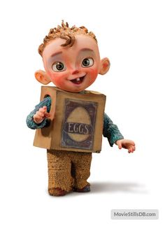 Eggs - The Boxtrolls ★ Find more at http://www.pinterest.com/competing