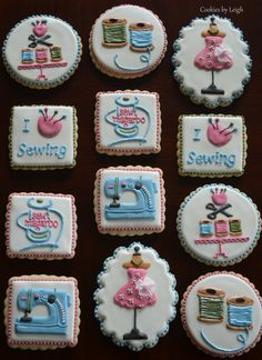 Sewing Cookies