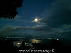 Full moon - Napoli
