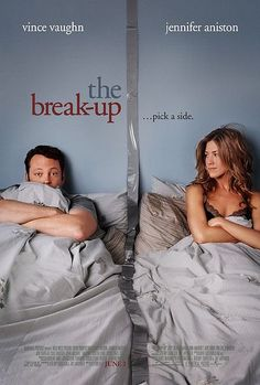 The Break-Up Directed by Peyton Reed. With Jennifer Aniston, Vince Vaughn, Jon Favreau, Joey Lauren Adams. In a bid to keep their luxurious condo from their significant other, a couple's break-up proceeds to get uglier and nastier by the moment. Film Movie, See Movie, Comedy Movies, Movie List, Hindi Movies, Netflix Movies, Vince Vaughn, The Break Up Movie, Chick Flicks