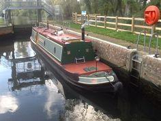 Tug-style narrowboat Boat Safety, Narrowboat, Ted, Style, Swag