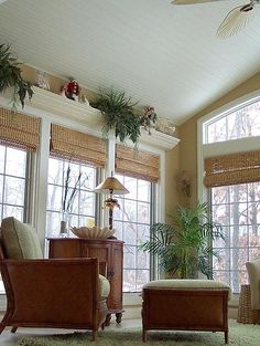 Award Winning Sun Room with a View by Magnotta Builders & Remodelers LLC #Sunroom