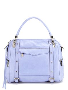 Cupid Leather Satchel by Rebecca Minkoff
