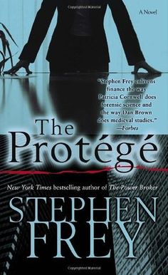 The Protégé (Christian Gillette, #2) I loved the overall plot, but felt that the inclusion of the mafia added little to the story.  There were many facets added throughout, and many characters of each facet. It made for confusing reading at times. 7.5/10