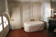 This is Versailles: Petit Trianon: Bathroom of the Duc d'Orlèans