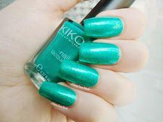 KIKO 531 Pearly Green Butterfly