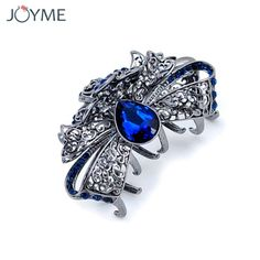 YRUI Brooches for Women Crab Shape Brooch Ladies Bag Scarves Shawl Clip/ Wedding Pin for Women Gift