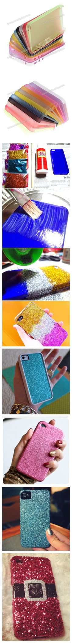 DIY your iPhone Case 1