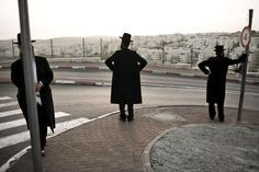 Christopher Anderson. Israel. Palestine '07 Scenes of Betar Illit / World Press Photo
