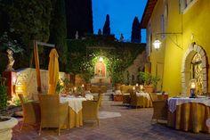 Relais Villa Cordevigo hotel 5 stars : restaurant