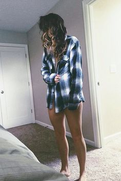 oversized flannels