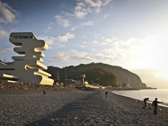 Gallery of Sarpi Border Checkpoint in Georgia / J. Mayer H. Architects  - 10