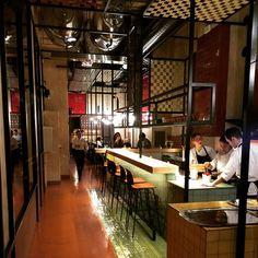 Disfrutar Barcelona restaurant Deli Shop, Tapas Bar, Barcelona Travel, Restaurant Bar, Cool Designs, Wanderlust Travel, Instagram, Foodies, Travelling