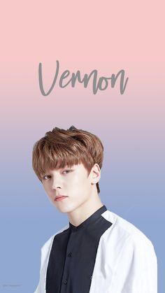 Vernon r&s wallpaper Jeonghan, Wonwoo, The8, Seungkwan, Seventeen Memes, Seventeen Debut, Seventeen Woozi, Seventeen Members Names, Shinee