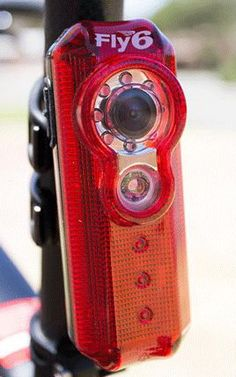 Commuter Bicycle Video Camera