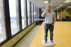 It's Will! 3D printed by Twindom in Berkeley, CA
