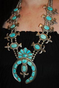 zuni LOVE old Turquoise!