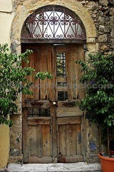 cool front door by Angela Gayle