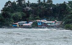 Otto deja muertos y desaparecidos en Costa Rica