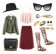 Designer Clothes, Shoes & Bags for Women Topshop Outfit, Topshop Clothing, Autumn Summer, Fall, Daily Look, Steve Madden, Polyvore Fashion, Chanel, Stuff To Buy