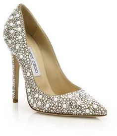 Jimmy Choo Anouk 120 Crystal-Embellished Suede Pumps by Jimmy Choo http://api.shopstyle.com/action/apiVisitRetailer?id=498995549&pid=uid1209-1151453-20