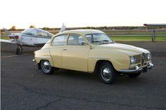 1967 SAAB 2 Stroke 96 Coupe