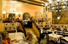 BARCELONA Barri Gotic: Can Culleretes - Oldest restaurant in the city http://www.culleretes.com/