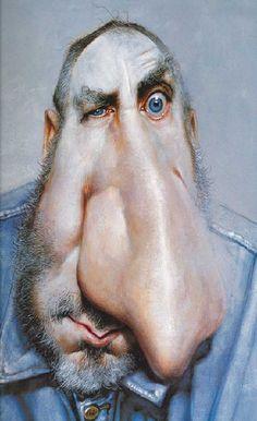 sebastian kruger caricature of Pete Townshend Caricature Artist, Caricature Drawing, Funny Caricatures, Celebrity Caricatures, Sebastian Kruger, Foto 3d, Funny Art, Funny Faces, Cartoon Art