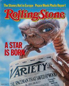 """Rolling Stone"", July 1982 (E.T)"