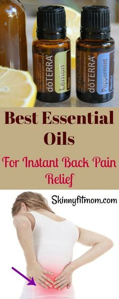 If you're suffering from back pain and have tried all treatment to no avail. Then you should try out these essential oils. The testimonies are wonderful! #essentialoils #backpain