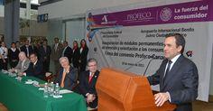 Firman convenio para proteger la vida, la salud, seguridad y economía de los viajeros