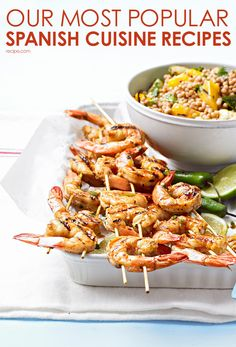Bring bold flavors to the table with these popular Spanish dishes.