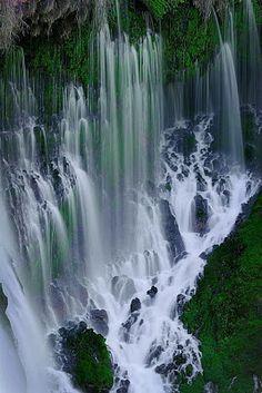 Burney Falls, State Park, Califiornia