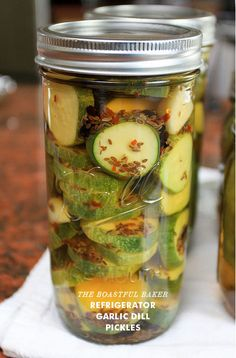 Zesty Bread and Butter Pickles Plus a Homemade Pickle Recipe Round-Up