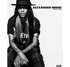 Kampania The Alexander Wang x DoSomething z gwiazdami, Angel Haze