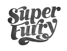 Vintage Typography by Simon Walker | Inspiration Grid | Design Inspiration