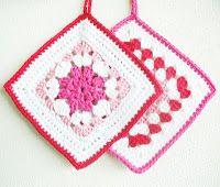 Annemarie's Haakblog: Monday Pattern Day: Potholders!