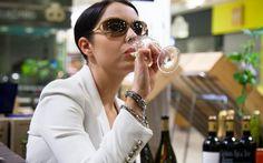 #Drinking. #Enjoying. #Good. #White #Wine.