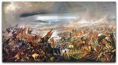 A Batalha de Avaí, Museu Nacional de Belas Artes Pedro Américo http://sergiozeiger.tumblr.com/post/117776590768/pedro-americo-de-figueiredo-e-mello-areia Com o sucesso da pintura (Batalha de Campo Grande- 1871), Pedro Américo é agraciado no ano seguinte com o título de Pintor Histórico da Real Câmara e posteriormente recebe o convite da coroa para realizar A Batalha do Avaí (1873-1877), uma cena da Guerra do Paraguai. Para trabalhar na encomenda, o artista parte para Europa em 1873 e, no…