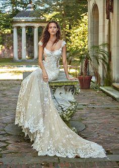 Dramatic Emma Dress by Galia Lahav