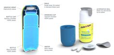 drug packaging medical empak section