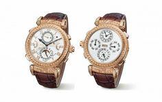 Patek Philippe dévoile l'une des montres les plus compliquées au monde - La GrandMaster Chime 5175R, une montre de luxe incroyable