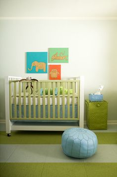 A sweet, peaceful gender-neutral #nursery