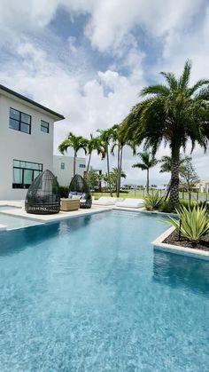 Big Pools, Luxury Swimming Pools, Luxury Pools, Dream Pools, Cool Pools, Amazing Swimming Pools, Backyard Pool Landscaping, Backyard Pool Designs, Swimming Pools Backyard