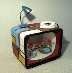 ECOMANIA BLOG: 10 Electrodomésticos Reciclados