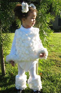 Costumes: Caterpillar, Lamb, Parrot and Ducky Diy Sheep Costume, Baby Lamb Costume, Sheep Costumes, Diy Baby Costumes, Nativity Costumes, Animal Costumes, Toddler Costumes, Diy Christmas Costumes, Wholesale Halloween Costumes