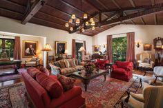 high luxurious Santa Barbara real estate.