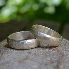 Handmade Silver Wedding Ring