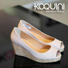 Você vai amar essa #anabela #koquini #sapatilhas #euquero Compre Online: http://koqu.in/1OQVAHq